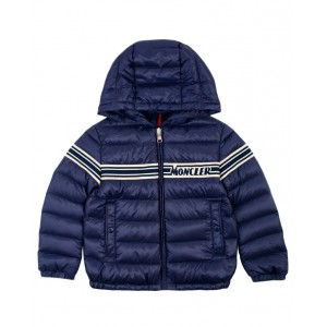 MONCLER Down filled hooded jacket
