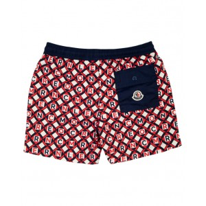 MONCLER Logo swimming shorts