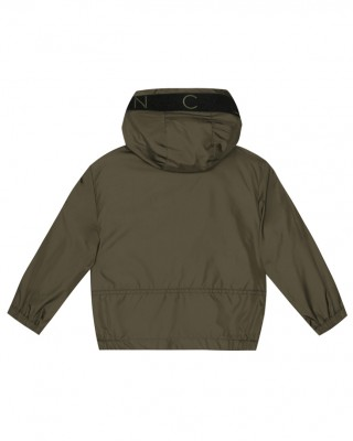 MONCLER Hooded jacket with front pockets