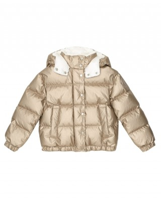 Daos down jacket in gold