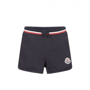 Shorts in navy blue