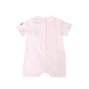 Romper in pink