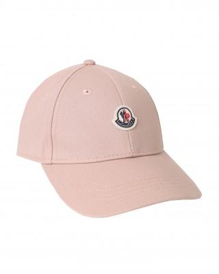 Baseball cap in pink