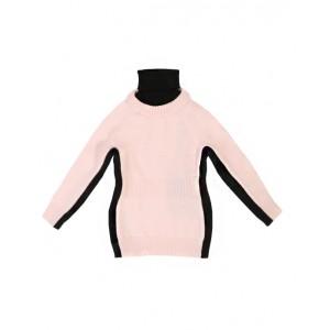 MONCLER Turtleneck sweater in pink