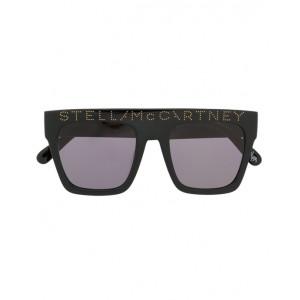 STELLA MCCARTNEY KIDS Black square shaped sunglasses