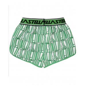 Logo print swimming shorts