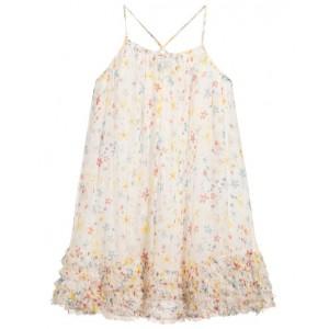 STELLA MCCARTNEY KIDS  Soft dress with floral motif