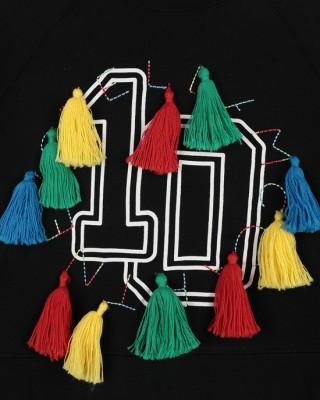 Black anniversary sweatshirt