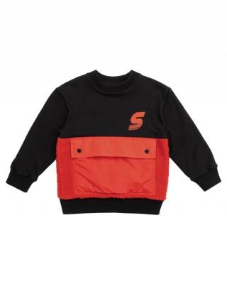 STELLA MCCARTNEY KIDS Sweatshirts with breast pocket