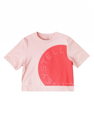 Logo oversize cotton t-shirt