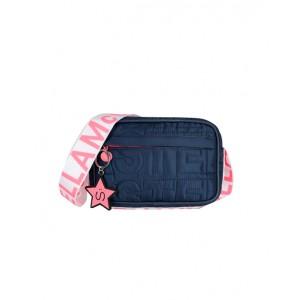 Dark navy bag for girls