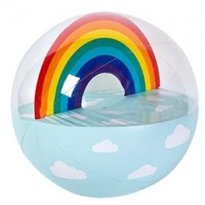 SUNNYLIFE Inflatable beach ball xl rainbow