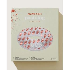 Pool ring glitter Rolling Stones