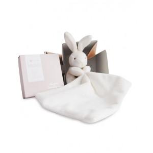 DOU DOU Sweet bunny with handkerchief