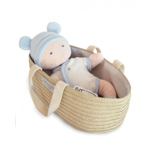 DOU DOU Baby with bassinet