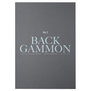 PRINTWORKS Backgammon