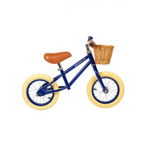 BANWOOD Balance bike in Navy
