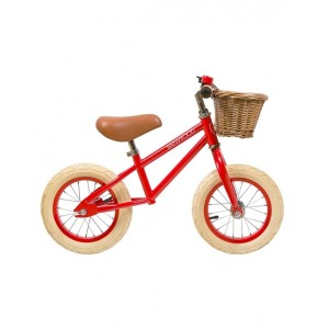 BANWOOD Balance bike in red