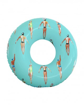THE NICE FLEET Extra Large Inflatable Ring - Stinson