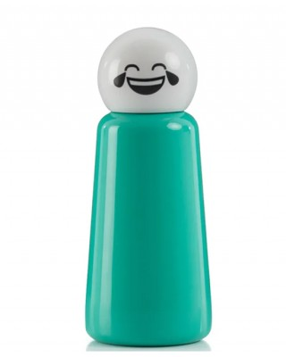 Skittle bottle mini with laugh face