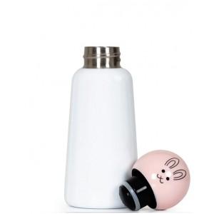 Skittle bottle mini with bunny face