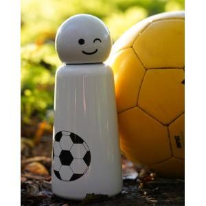 Football skittle bottle mini